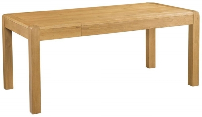 Avon Oak Extending Dining Table
