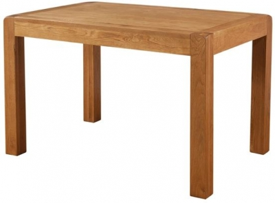 Devonshire Avon Oak Dining Table - Small