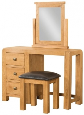 Devonshire Avon Oak Dressing Set