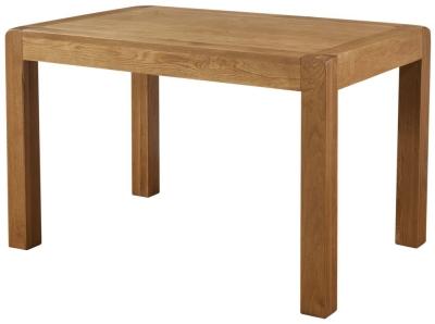 Devonshire Avon Oak Small Dining Table