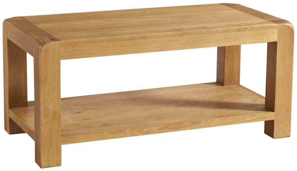 Avon Oak Coffee Table