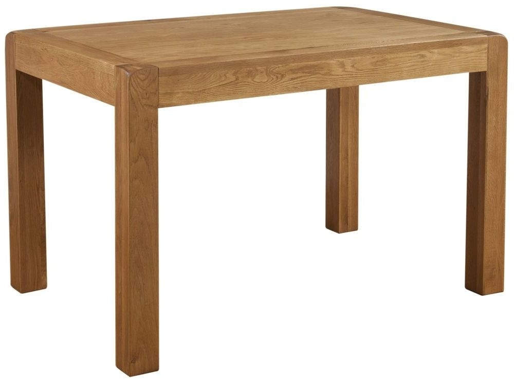 Avon Oak Small Dining Table