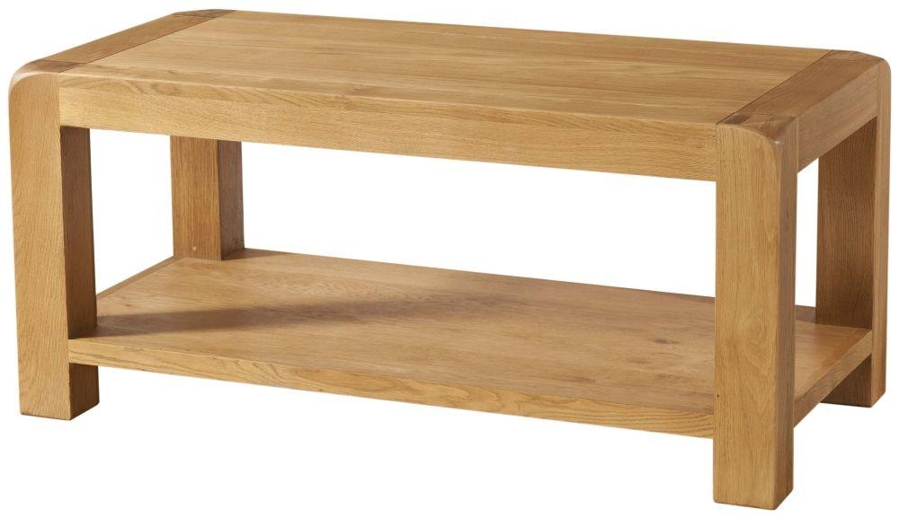 Devonshire Avon Oak Coffee Table
