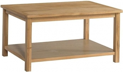 Burford Oak Coffee Table