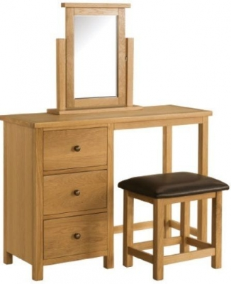 Burford Oak Dressing Set