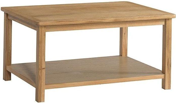 Burford Oak Coffee Table