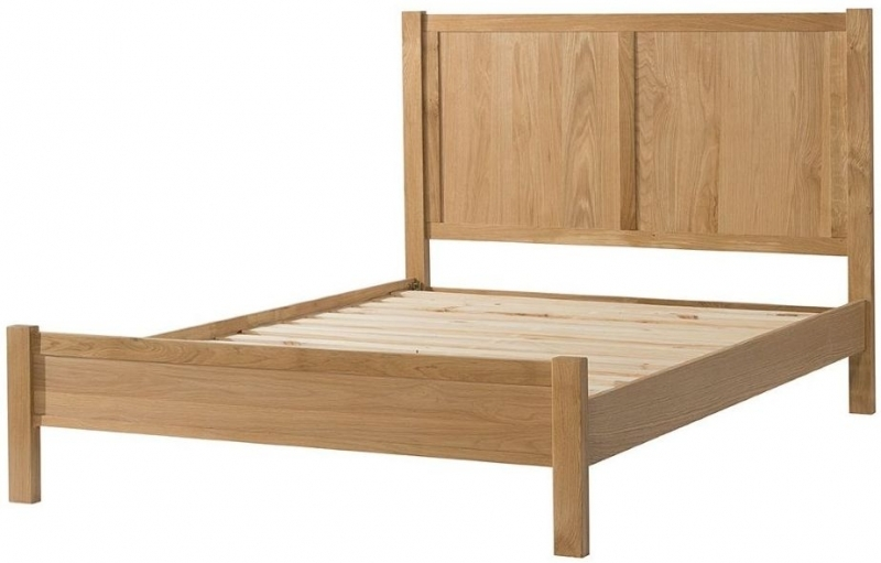 Devonshire Burford Oak Bed