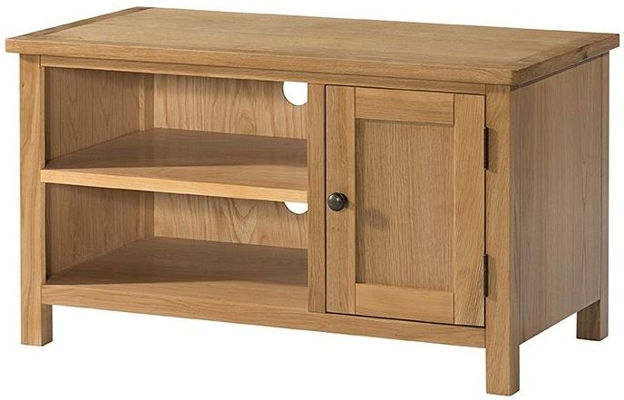 Devonshire Burford Oak Small TV Unit