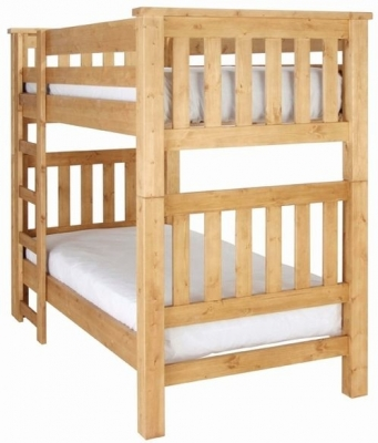 Devonshire Chunky Pine Bunk Bed