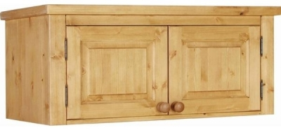 Devonshire Chunky Pine Top Box - 2 Door