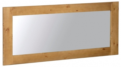 Devonshire Chunky Pine Wall Mirror - 1300mm x 600mm