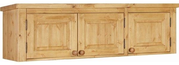 Devonshire Chunky Pine Top Box - 3 Door