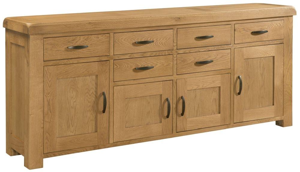 Devonshire Clovelly Oak Sideboard