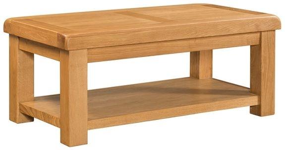 Devonshire Clovelly Oak Coffee Table
