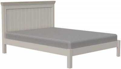 Cobble Mist Painted 5ft King Size Bed