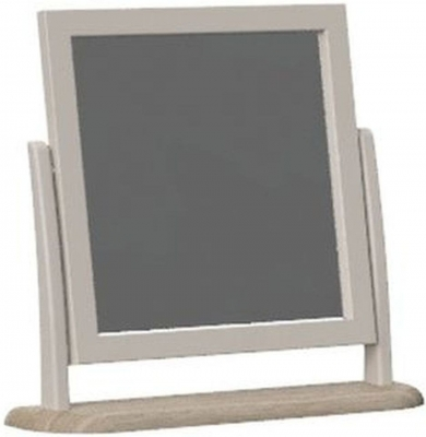 Cobble Mist Painted Dressing Table Mirror