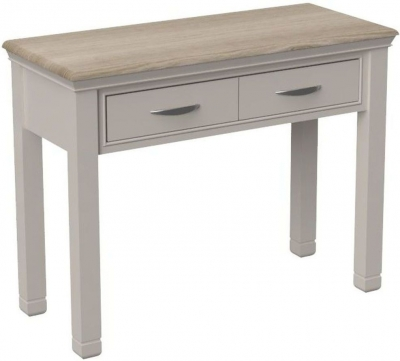 Cobble Mist Painted Dressing Table