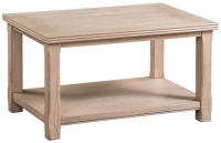 Devonshire Coniston Light Grey Coffee Table