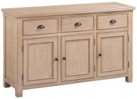Devonshire Coniston Light Grey Large Sideboard