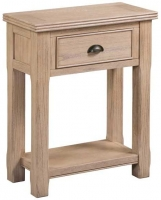 Devonshire Coniston Light Grey Small Console Table