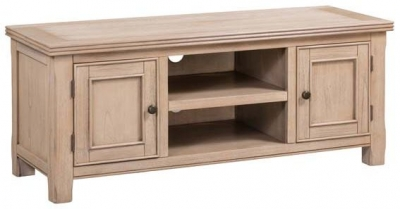 Devonshire Coniston Light Grey Large TV Unit
