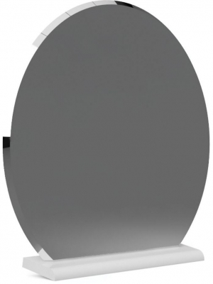Corton Light Grey Painted Dressing Table Mirror