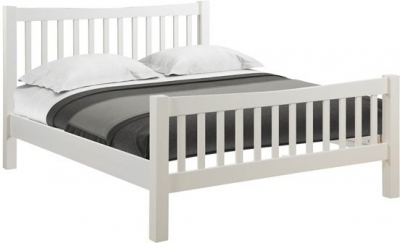 Dorset Ivory Painted Bed