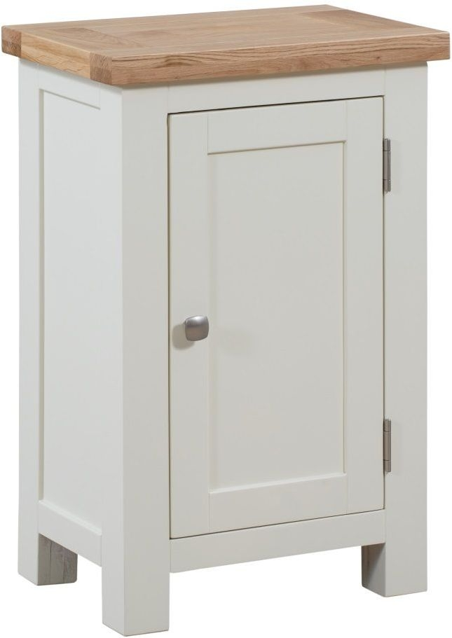 Dorset Ivory Painted Small Cabinet