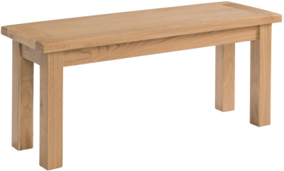 Dorset Oak Dining Bench