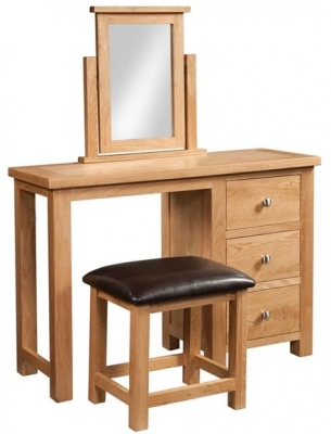 Devonshire Dorset Oak Dressing Set