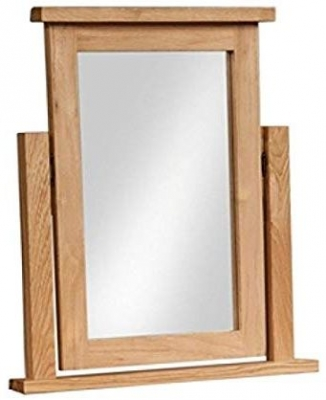 Dorset Oak Dressing Mirror