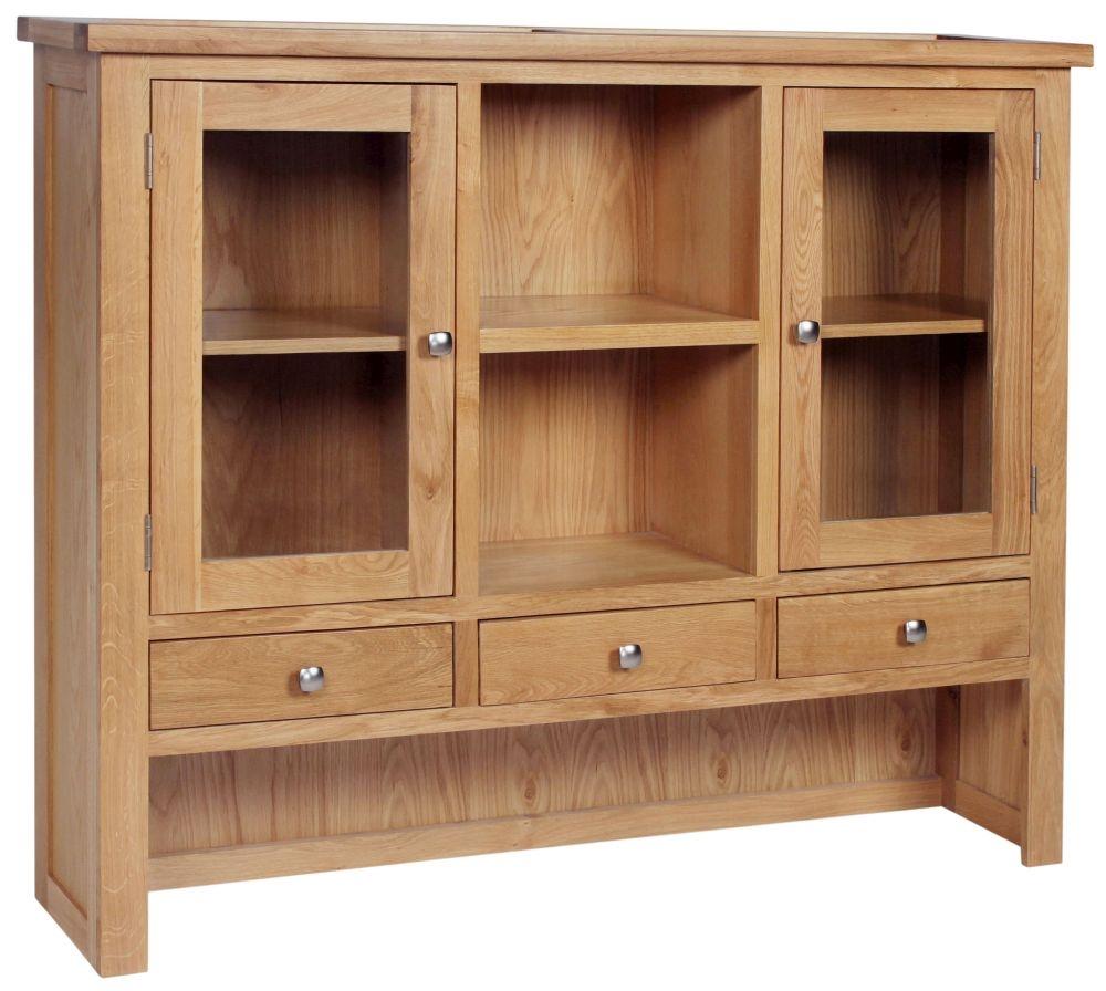 Devonshire Dorset Oak Dresser Top- Oak