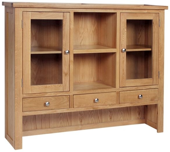 Devonshire Dorset Oak Dresser - 2 Door 3 Drawer