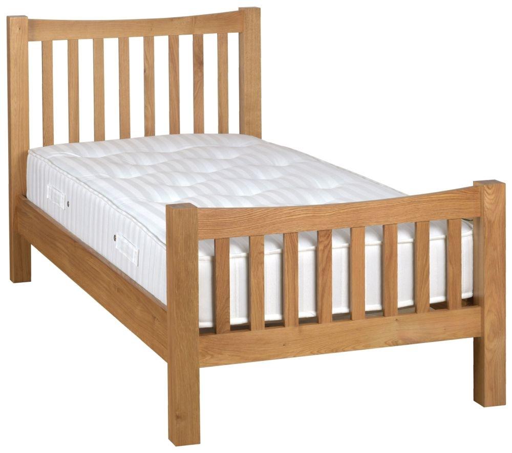 Devonshire Dorset Oak Bed