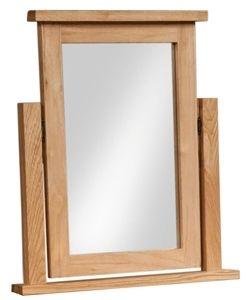 Devonshire Dorset Oak Mirror