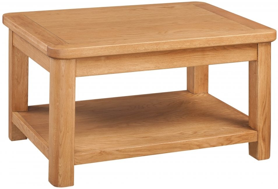 Devonshire Evesham Oak Coffee Table - Standard