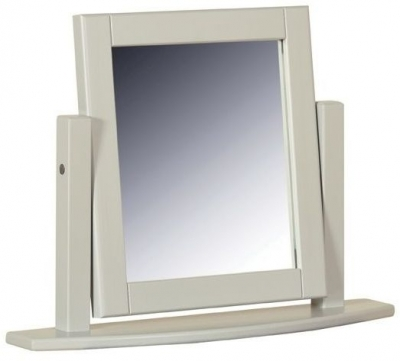 Devonshire Kenwith Painted Dressing Table Mirror - Single