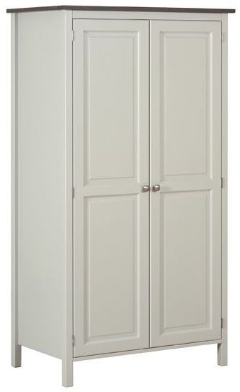 Devonshire Kenwith Painted Ladies Wardrobe