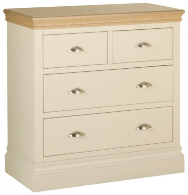 Lundy Painted 2 + 2 Drawer Chest