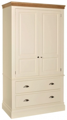 Lundy Painted 2 Door Wardrobe