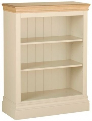 Devonshire Lundy Pine Bookcase - 3ft