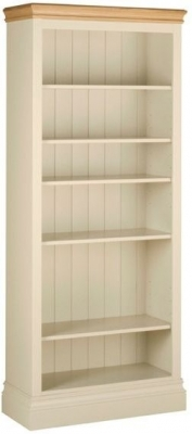 Devonshire Lundy Pine Bookcase - 6ft