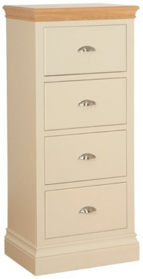Devonshire Lundy Painted Chest of Drawer - Large 4 Drawer