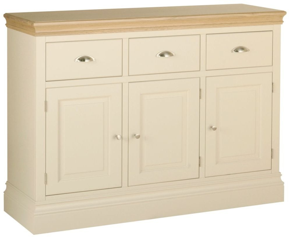 Devonshire Lundy Ivory Painted Sideboard