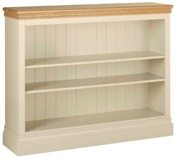 Devonshire Lundy Painted Bookcase - 3ft Wide
