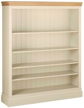 Devonshire Lundy Painted Bookcase - 5ft Wide