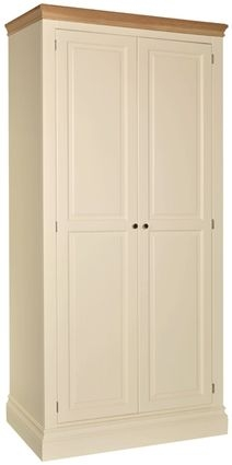 Devonshire Lundy Painted Wardrobe - Tall Double