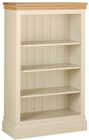 Devonshire Lundy Pine Bookcase - 4ft