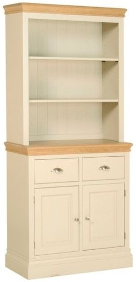 Devonshire Lundy Painted Open Top Dresser - Small