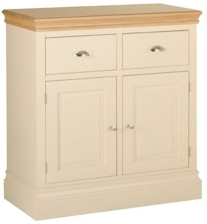 Devonshire Lundy Pine Sideboard - 2 Door 2 Drawer
